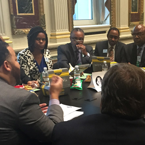 SVCF Article–White House Meeting