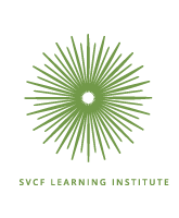 SVCF Learning Institute
