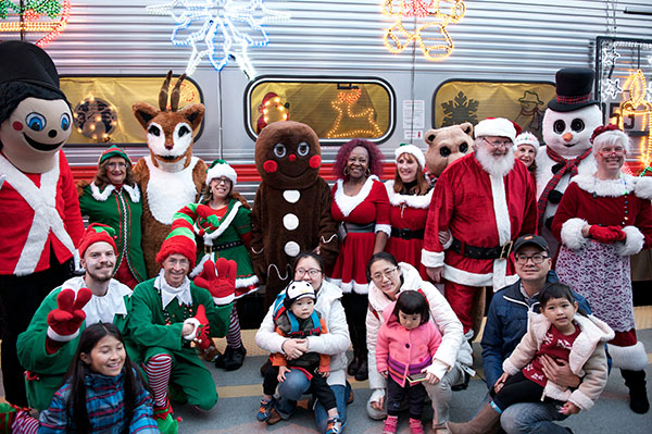 Holiday Train 2015 2