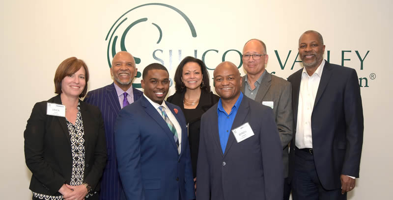 SVCF co-hosts first Silicon Valley meeting of ASCEND: BLO, convening black-led organizations