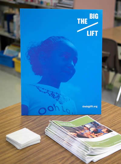 Big Lift Brochures