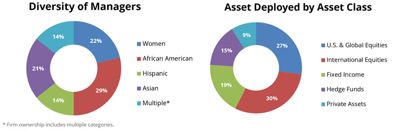 Manager Diversity and Asset Classes