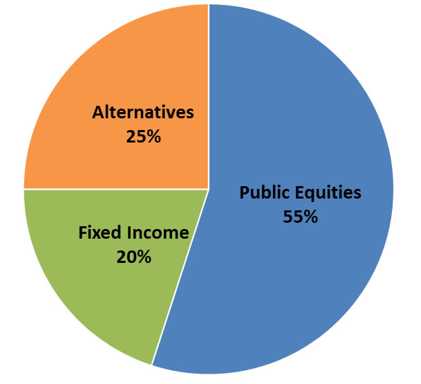 Asset Allocation Graph