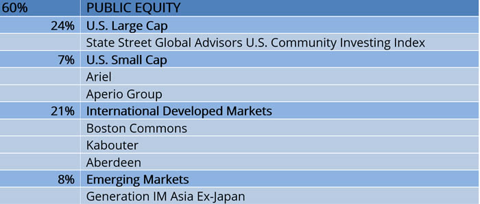 Public Equity Investments Strategies