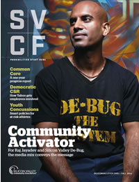 SVCF - Fall 2014 Issue