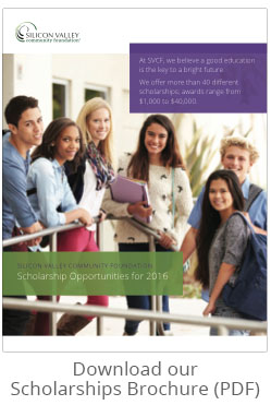 Scholarships Brochure
