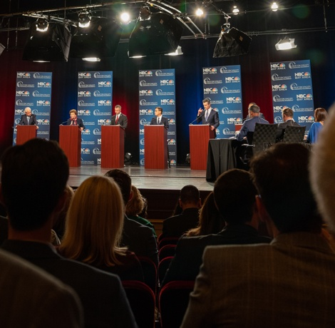 SVCF and NBC Bay Area hosted gubernatorial debate reaches half a million viewers