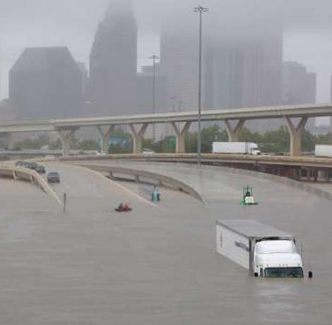 Helping Victims of Hurricane Harvey in Texas