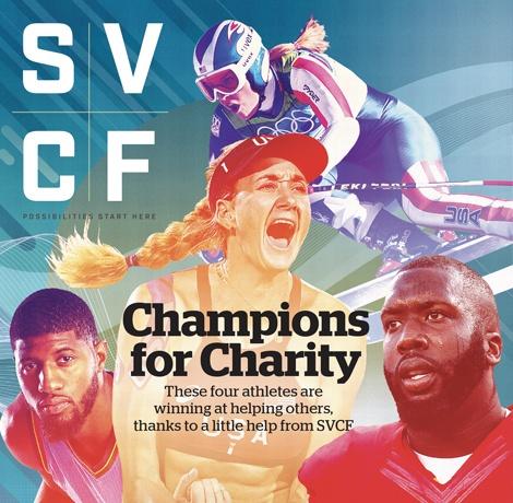 SVCF Magazine Summer 2018