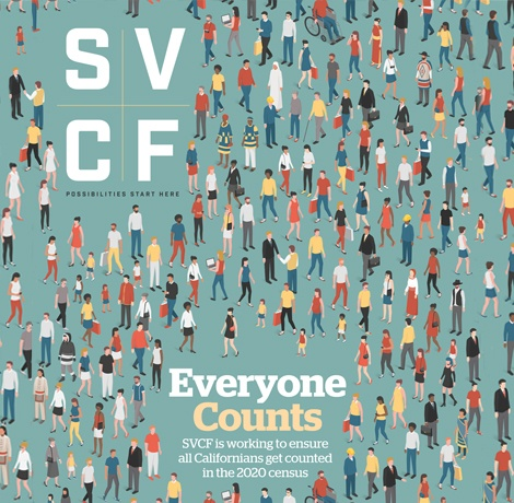 New SVCF magazine focuses on Census 2020, working to end homelessness and more