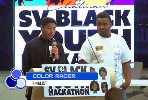 hackathon finalist